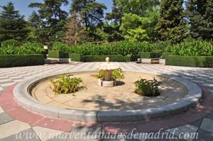 Retiro, Jardines de Cecilio Rodríguez, Fuentes de la Bellota
