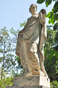 Retiro, Jardines de Cecilio Rodríguez, Venus