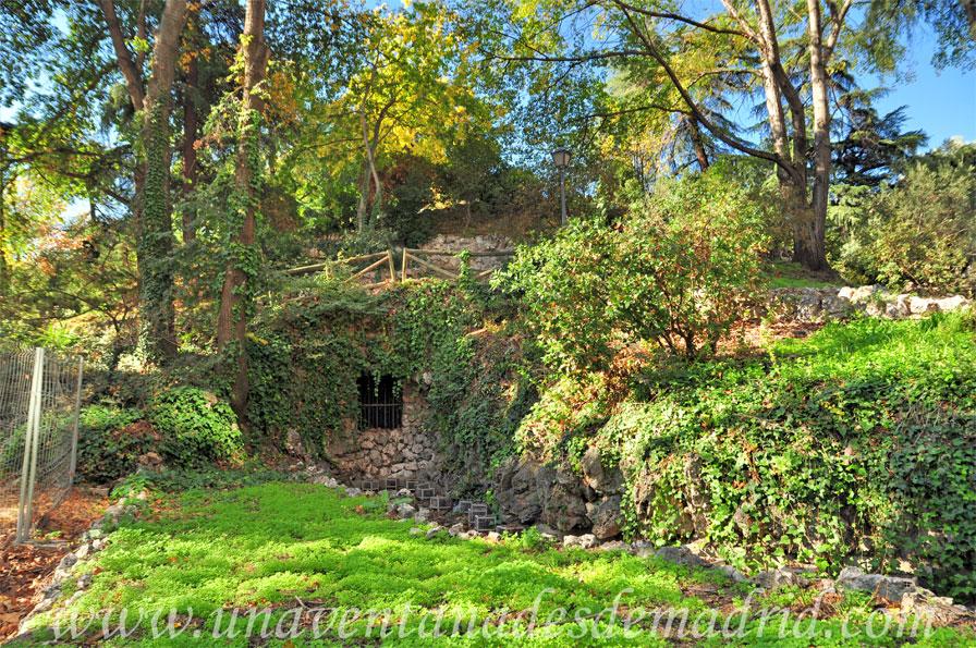 El retiro los jardines rom nticos for Jardines romanticos
