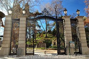 Retiro, Puerta de O'Donnell