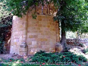 Retiro, Ruinas ábside de la Ermita de San Isidoro