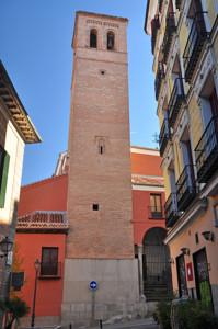 Madrid, Torre de la Iglesia de San Pedro el viejo