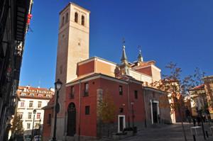 Madrid, Iglesia de San Pedro el Viejo