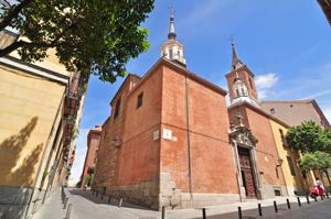 Madrid, Iglesia de San Nicolás