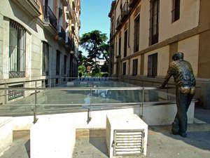 Madrid, Restos de la Iglesia de Santa María de la Almudena