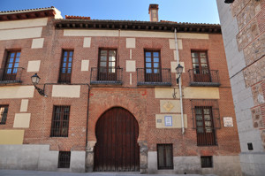 Madrid Siglo XV, Casa de Don Álvaro de Luján
