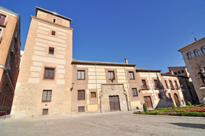 Madrid Siglo XV, Casa de los Lujanes