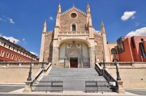 Madrid Siglo XV, Monasterio de San Jerónimo el Real