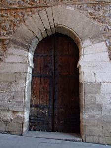 Madrid Siglo XV, Portada apuntada de la Casa de los Lujanes