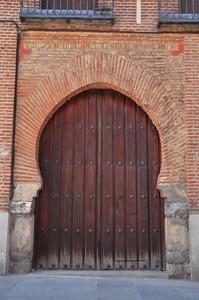 Madrid Siglo XV, Portada de la Casa de Don Álvaro de Luján
