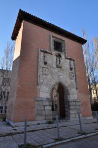 Madrid Siglo XV, Portada del Hospital de la Latina