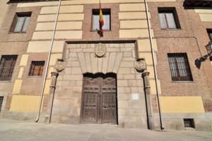 Madrid Siglo XV, Portada principal de la Casa de los Lujanes