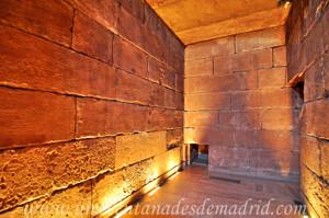 Templo de Debod, Capilla lateral Norte