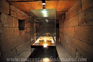 Templo de Debod, Capilla Osiríaca