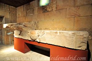 Templo de Debod, Remate segundo pilono