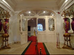 Entrada al Museo del Romanticismo