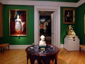 Museo del Romanticismo, Sala I, El Vestíbulo