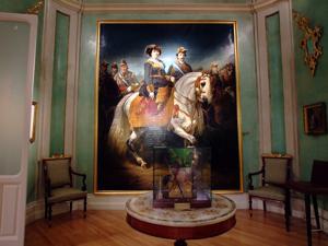 Museo del Romanticismo, Sala II, La Antecámara