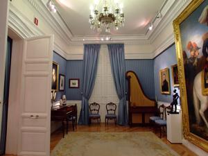 Museo del Romanticismo, Sala V, Segundo Antesalón