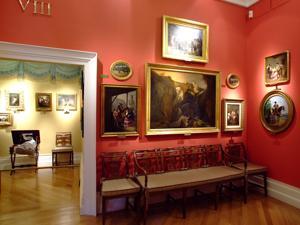 Museo del Romanticismo, Sala VII, Sala de los Costumbristas Andaluces