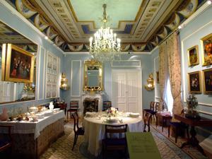 Museo del Romanticismo, Sala XI, El Comedor