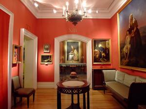 Museo del Romanticismo, Sala XII, El Anteoratorio