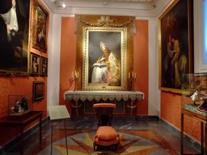 Museo del Romanticismo, Sala XIII, El Oratorio