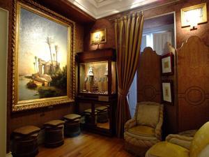 Museo del Romanticismo, Sala XIX, El fumador