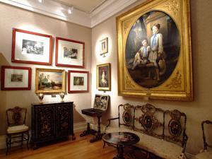 Museo del Romanticismo, Sala XV, El Boudoir