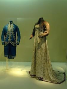 Museo del Traje, Sala Afrancesados y Burgueses