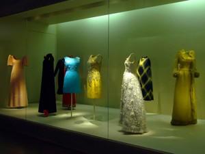 Museo del Traje, Sala Alta Costura en España