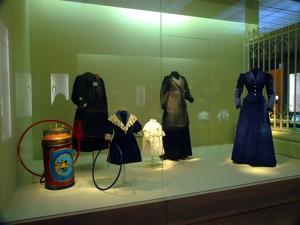 Museo del Traje, Sala Belle Epoque