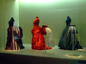 Museo del Traje, Sala Del Miriñaque al Polison