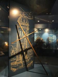 Museo Nacional de Ciencia y Tecnología, Ballestilla