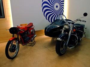 Museo Nacional de Ciencia y Tecnología, Harley Davidson Hydra Glyde
