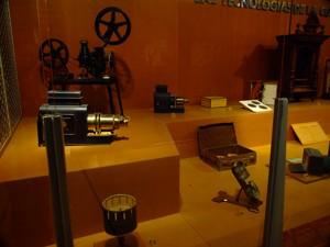 Museo Nacional de Ciencia y Tecnología, Imágenes en movimiento