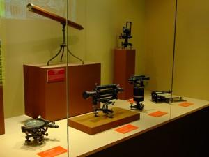 Museo Nacional de Ciencia y Tecnología, Medir Nuestro Entorno