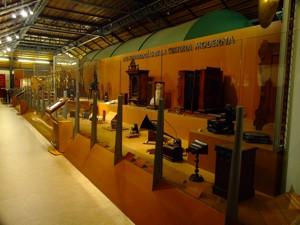 Museo Nacional de Ciencia y Tecnología, Tecnologías de la Cultura Moderna