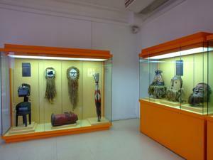 Museo Nacional de Antropología, Crencias, África