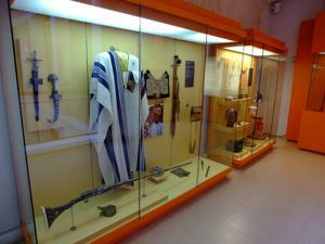 Museo Nacional de Antropolog�a, Indumentaria y adorno, �frica