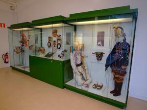 Museo Nacional de Antropolog�a, M�scaras y trajes de fiesta y celebraciones
