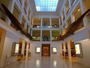 Museo Nacional de Antropología, Primera planta
