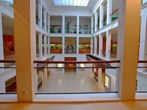 Museo Nacional de Antropología, Segunda planta