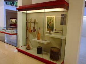 Museo Nacional de Antropolog�a, M�sica y actividades l�dicas, Filipinas