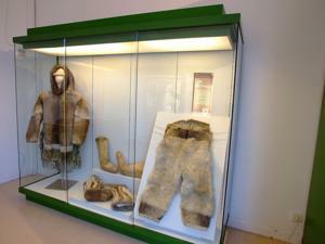 Museo Nacional de Antropolog�a, Traje de inuit
