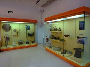 Museo Nacional de Antropolog�a, Vivienda y ajuar dom�stico, �frica