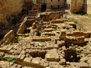 Alcázar de los Reyes Cristianos, Patio de Mujeres