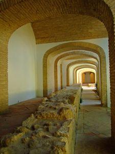 Alcázar de los Reyes Cristianos, Pieza Central