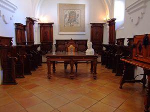 Alcázar de los Reyes Cristianos, Salón de Recepciones