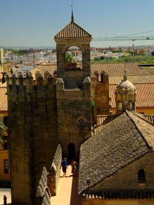 Alcázar de los Reyes Cristianos, Torre del Homenaje